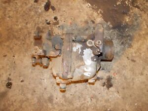 Allis Chalmers G Ac Tractor Carburetor Assembly