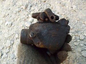 Allis Chalmers Wd Wc Tractor Carburetor Assembly Ac