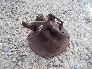 Allis Chalmers G Tractor Ac Good Transmission Shifter Forks Cover 200964