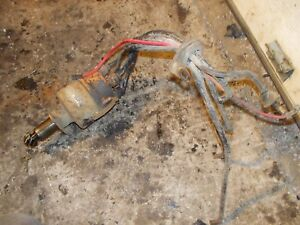 Allis Chalmers G Tractor Ac Engine Motor Distributor Drive Gear Assembly