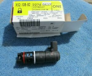 Emissions Vapor Canister Vent Solenoid Evap Canister Solenoid Ac Delco 22740537