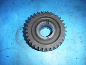 T5 Borg Warner 5 Speed Transmission Non World Class 32t First Gear 13 52 080 9a2
