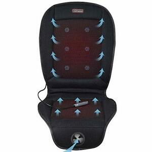 Car Seat Cushion With 3 Levels Cooling And 2 Levels Heating