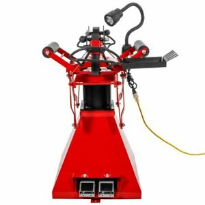 Tire Spreader Changer Air Operated Tire Repair Machine Wheel Patching Plug