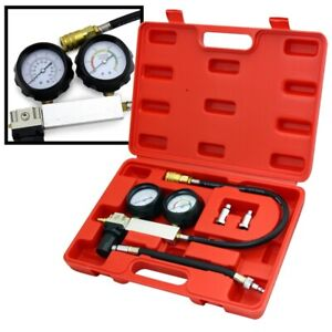Cylinder Leak Down Tester Cylinder Engine Cylinder Compression Lost Test Gauge