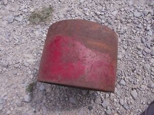 Farmall B Bn Sc A Sa C Row Crop Tractor Original Ih Ihc Steel Belt Pulley