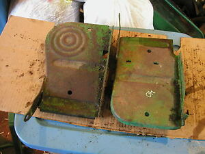 John Deere 40 Tractor Original Jd Right Left Platform Step S