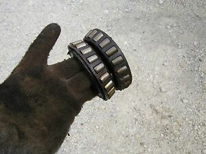 1936 Unstyled John Deere B Tractor Jd Outer Axle Bearings Bearing
