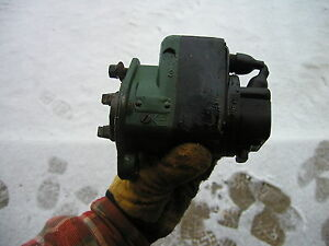 1938 Unstyled John Deere B Tractor Jd Wico Series C Long Prong Mag Magneto