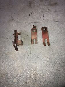 Ih Farmall International Tractor Fast Hitch Latch With Spring Used 300 350 400