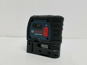 Bosch Gpl 5 5 point Self leveling Alignment Laser 100ft 30m W Soft Case