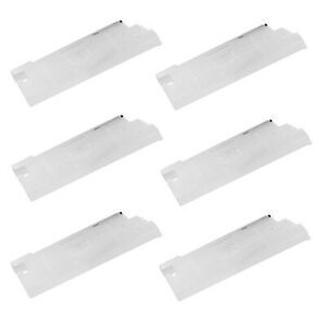 6 Waste Toner Containers For Xerox Docucolor 252 250 242 240 008r12990 8r12990