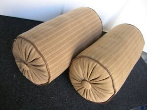 2 Original Vw Vintage Pillows Kdf Split Bug Cox K fer Volkswagen