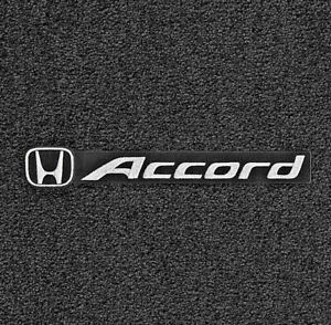 Lloyd Classic Loop Ebony Front Floor Mats Fits 2013 To 2017 Honda Accord Sedan