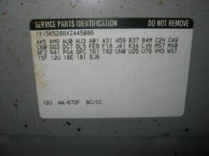 Timing Cover 1zzfe Engine Fits 98 08 Corolla 7988
