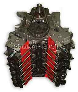 Reman 92 08 Ford 3 0 Ranger Aerostar Mazda Long Block Engine W New Cylinder Head