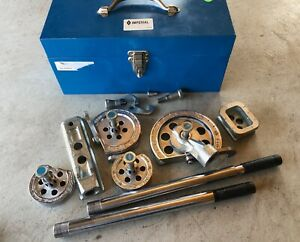 Imperial Tool 360 fha Tube Bender Kit