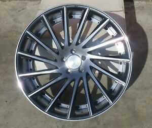 22 Road Force Rf16 Rims For Mercedes Benz S Cl 500 550 Audi A7 A8 Bmw G11 G12