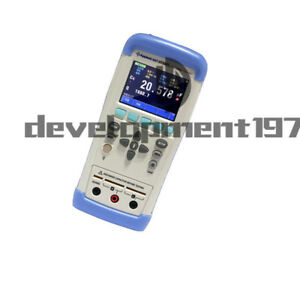 1pcs At825 Handheld Lcr Digital Meter Electric Bridge 10khz Applent