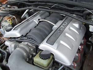 2005 Gto Ls2 Engine With Manual T56 Six Speed Transmission 400 Hp 68k