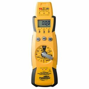 Fieldpiece Hs35 Expandable Stick Multimeter Manual And Auto Ranging