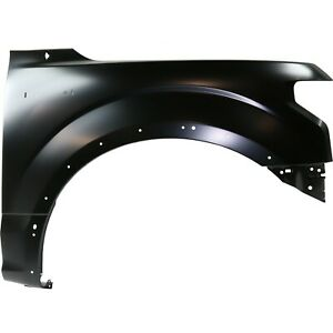 Capa Fender For 2015 2017 Ford F 150 Passenger Side