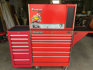 Snap On Tool Box Excellent Condition With Keys