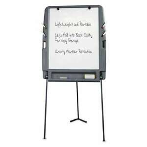Iceberg Portable Flipchart Easel With Dry Erase Surface Resin 3 674785302279