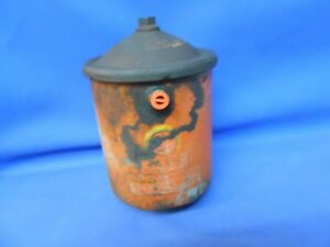 Vintage Fram Engine Oil Filter Can 1930 S 40 S Plymouth Mopar Rat Rod