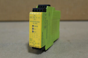Pilz Datalogic 777309 Safety Relay Se sr2 24vdc 3n o 1n c
