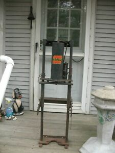 Ammco Macpherson Strut Spring Compressor No 2770 Air Over Hydraulic Untested