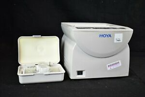 Great Used Hoya Gt 5000 Lens Edger System Machine For Medical Optometry 74032