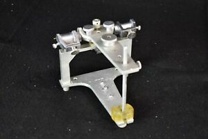 Whip Mix Dental Laboratory Articulator For Occlusal Plane Analysis 74435