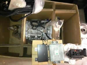 Freightliner Fl50 Fl60 Fl70 Transmission Package Cpu Harness Shifter Torque Conv