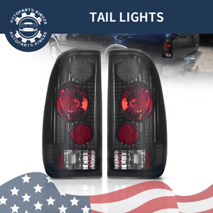 For 2003 2006 Chevy Silverado 1500 2500 3500 Rear Brake Tail Lights Pair L R