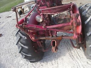 International 100 130 Tractor Ih Ihc Complete 1pt Fasthitch Fast Quick Hitch