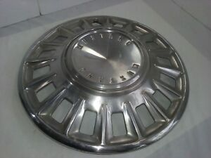 1968 Ford Mustang Hub Cap 14 Stainless Hc936