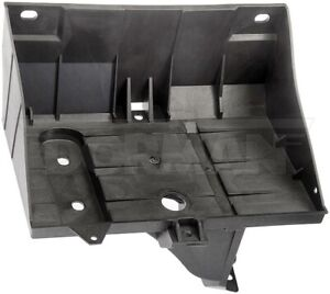 00 01 Ram 1500 Lh Driver Side Left L Battery Tray Replacement Plastic 00073