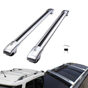 Top Roof Rack Carrier Rail Crossbar For Subaru Forester 2009 2010 2011 2012