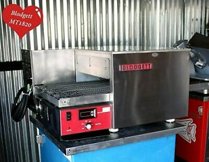 Blodgett Conveyor Oven Model Mt1820 Pizza Oven Subs Convenience Store