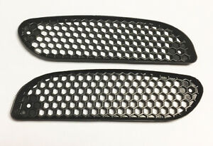 1998 2002 Pontiac Firebird Trans Am Ws6 Hood Grille Inserts Scoops Vents 98 02