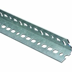 National Hardware N182 741 Slotted Angle 0 074 Thick 1 1 2 By 12 Galvanized