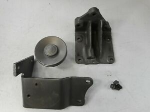 1971 72 73 Ford Mustang Cougar 302 351w Ac Air Conditioning Bracket Idler Pulley