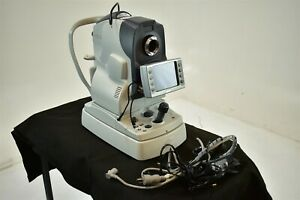 Great Used Nidek Afc 230 Fundus Camera System For Rear Eye Photography
