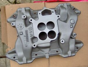 1968 68 1969 69 Dodge Charger Plymouth Road Runner Gtx 383 Intake Manifold