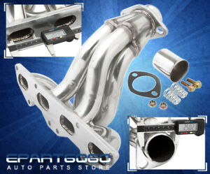 Dodge Plymouth Neon 1995 1999 2 0l Dohc A588 4 1 Stainless Steel Exhaust Header