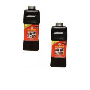 2 Liters Non Toxic Rust Converter Set Made In Germany 24h To Work Fertan 22620