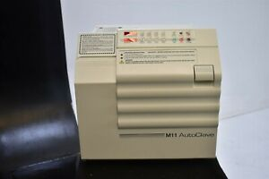 Midmark Refurbished M11 Dental Autoclave Sterilizer W 1 Year Warranty