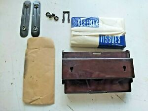 Nos 1946 1947 1948 Chevrolet Auto Serve Tissue Dispenser Accessory Pontiac