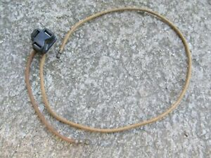 Nos 1940 1941 Ford Wiring Harness With Light Socket Headlight